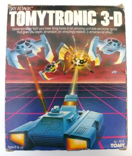 Tomytronic's 3D Sky Attack box
