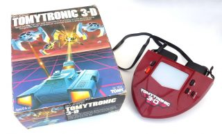 Tomytronic 2d Sky Attack Electronic Game
